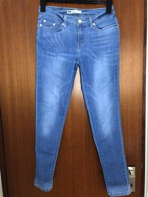 Levi's Jeans stretch bleuet