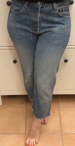 Levi's Jeans 3/8 blogger