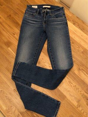 Levi's Jeans 710 super skinny Gr. 24/30