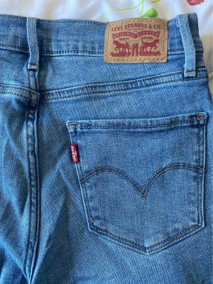 Levi's Jeans 724 High Rise Straight Crop