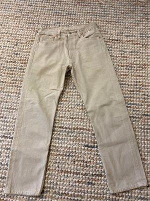 Levis Wortel jeans room