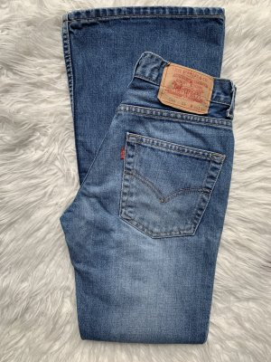 Levi's Jeans a zampa d'elefante multicolore