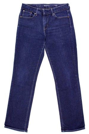 Levi's Jeans slim bleu foncé