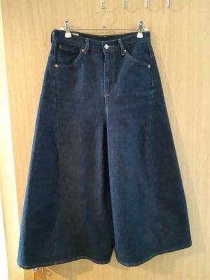 Levi's: Jeans-Culottes, Größe 24, passend bei Gr. 26/27