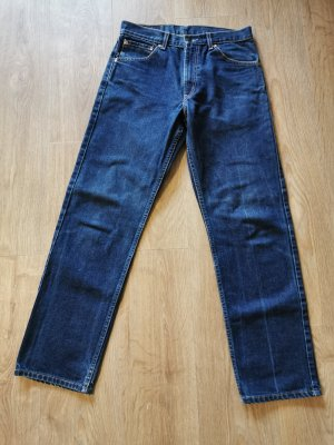 Levi's Hoge taille jeans blauw-donkerblauw