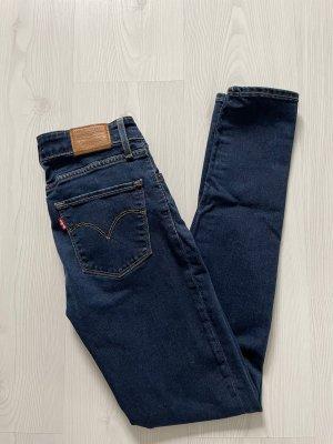 Levi's Jeans dunkelblau Gr. 25