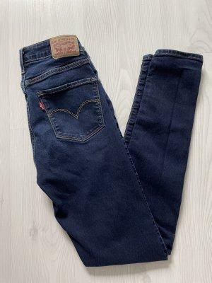 Levi's Jeans dunkelblau Gr. 26