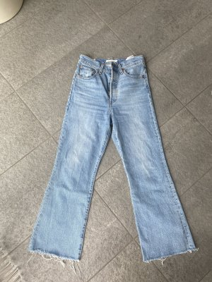 Levi's Jeans flared cropped