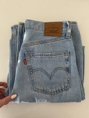Levi's Jeans Gr. 27 high loose high waisted straight leg