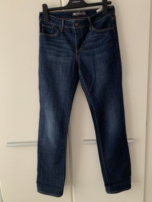 Levis Stretch Jeans dark blue-blue