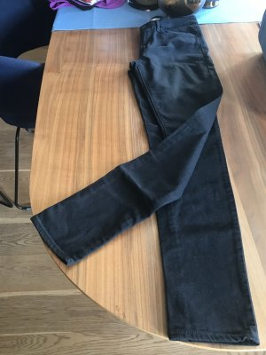 Levi's Jeans high rise in schwarz Gr 27