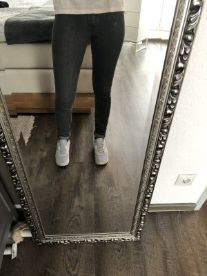 Levi's Jeans High Rise Skinny 721 Grau