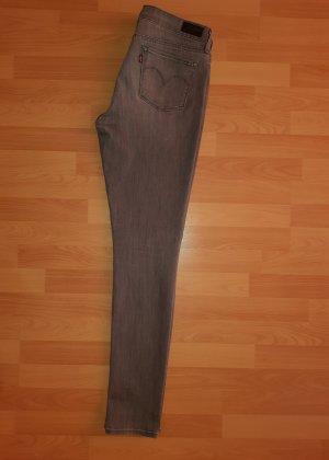 Levi's Jeans Hose Grau Grey W30 L34