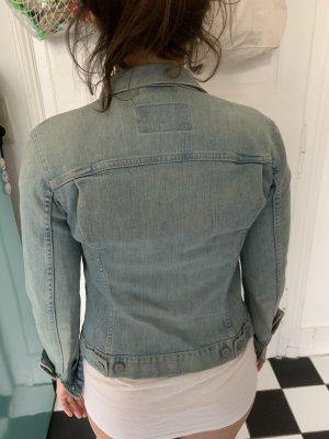 Levi's Jeans Jacke / jeansjacke / jeans hell / levis