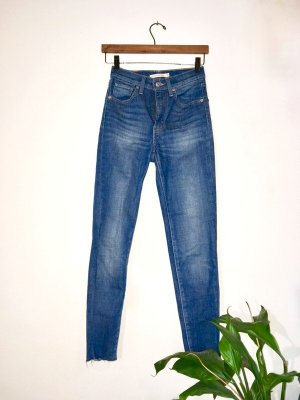 Levi's Jeans Mile High Super Skinny in Weite 24