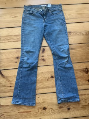 Levi's Denim Flares steel blue-dark blue