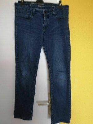 Levi's Slim Jeans blue cotton