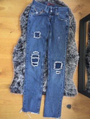 Levi's Jeans Patty Anne 558 W24/L32