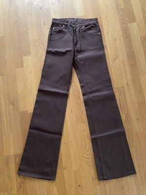 Levi's Jeans Schlaghose in dunkelbraun