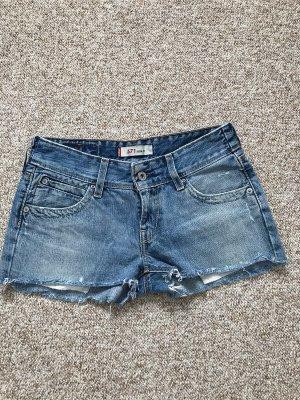 Levi's Jeans Short / Hot Pants Gr. XS