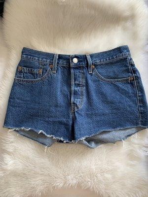 Levi's Jeans Shorts blau neu W26 S 36 M 38