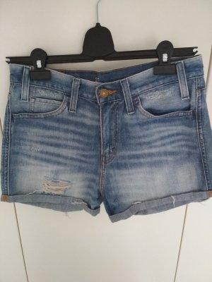 Levi Strauss & Co Denim Shorts azure-steel blue