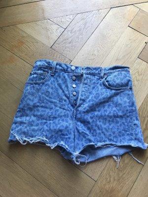 Levi's Jeans Shorts Ribcage Leo