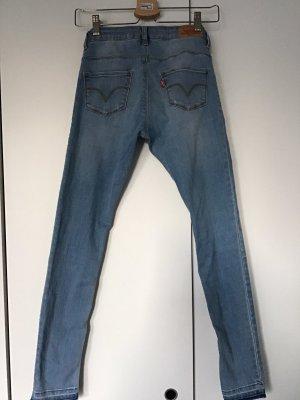 Levi's Pantalon cinq poches bleu azur