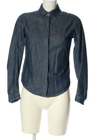 Levi's Blouse en jean bleu style décontracté