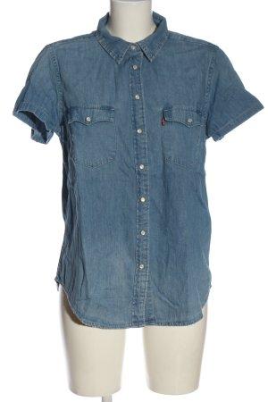 Levi's Chemise en jean bleu style décontracté
