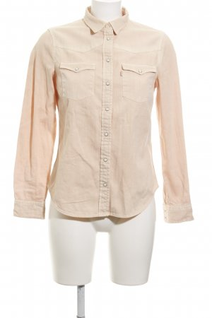 Levi's Jeanshemd nude Casual-Look