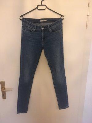 Levi's Jeans slim fit blu