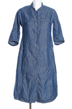 Levi's Jeanskleid blau meliert Casual-Look