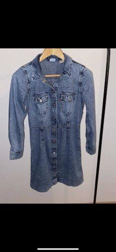 Levi's Robe en jean bleu
