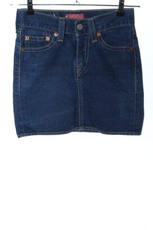 "Levi's Falda vaqueras ""Rugged Skirt"" azul"