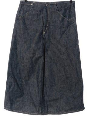 Levi's Jeansrock blau Casual-Look
