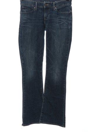 Levi's Jeansschlaghose blau Casual-Look