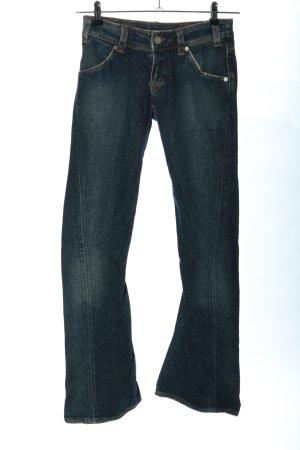 Levi's Jeansschlaghose blau Casual-Look NEU