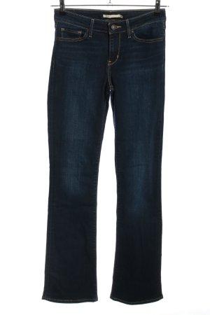 """Levi's Jeansschlaghose """"Bootcut"""" blau"""