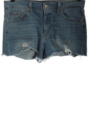 Levi's Denim Shorts blue casual look