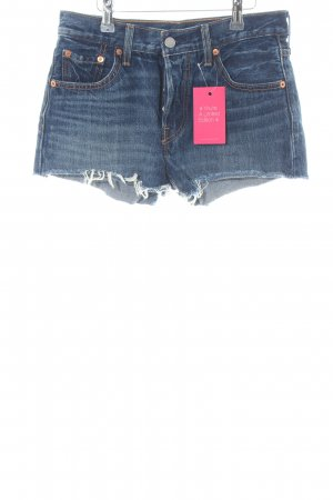 Levi's Jeansshorts blau Casual-Look