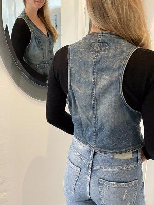 Levis Smanicato jeans blu fiordaliso