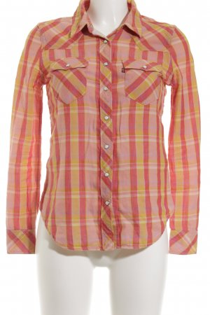 Levi's Karobluse Karomuster Casual-Look