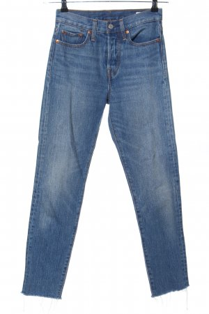 Levi's Carrot Jeans blue casual look