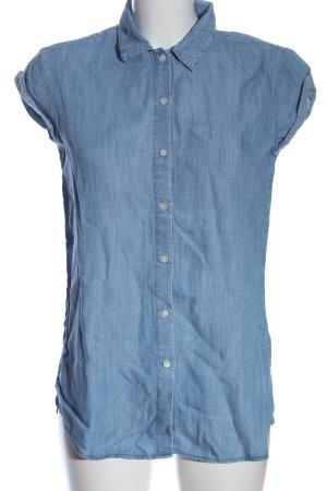 Levi's Kurzarmhemd blau Casual-Look