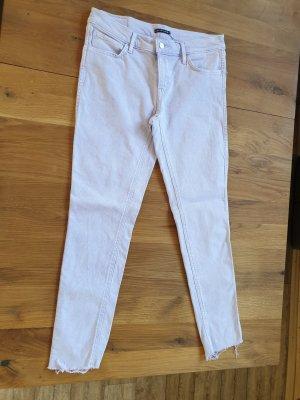Levi's L 8 Mid Skinny Ankle Jeans fliederfarben Gr. 29