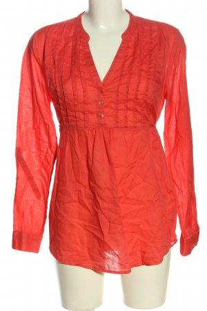 Levi's Langarm-Bluse rot Casual-Look