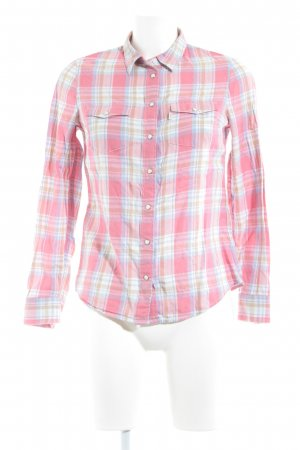 Levi's Langarm-Bluse Karomuster Casual-Look