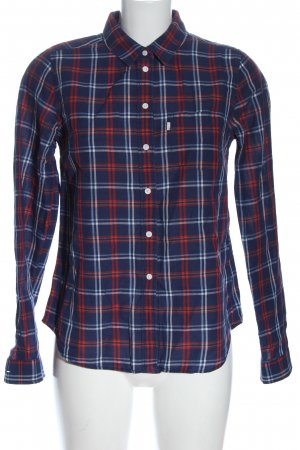 Levi's Langarmhemd Allover-Druck Casual-Look