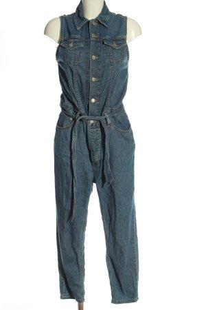 Levi's Langer Jumpsuit niebieski W stylu casual